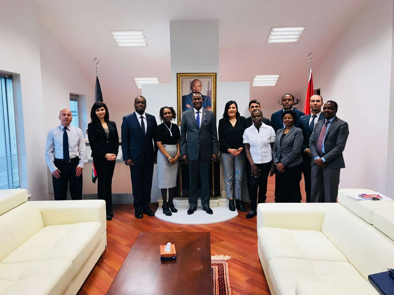 Kenya Embassy Ankara Turkey